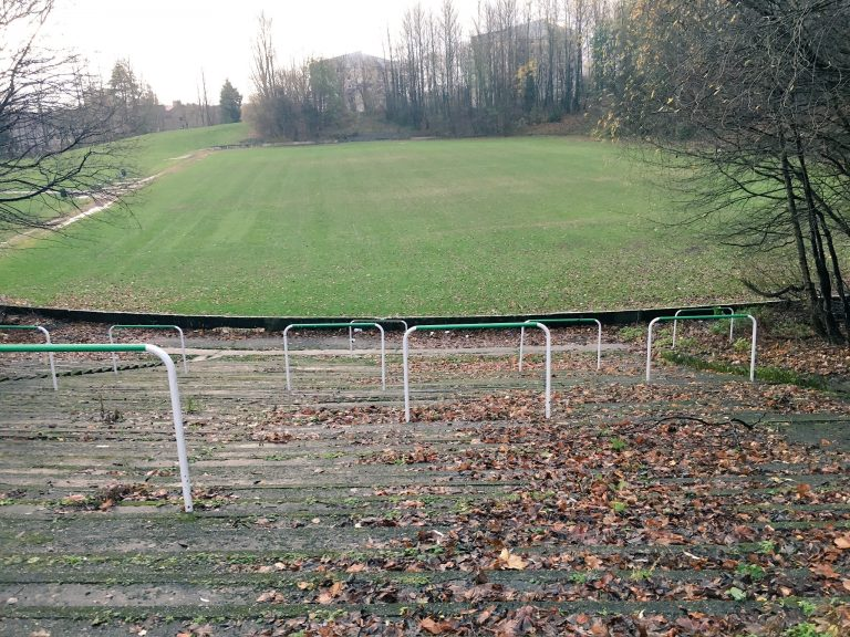 A view from the terrace at Cathkin